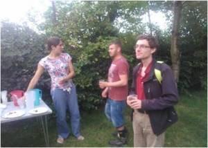 Adult Social Club BBQ 2014 - 4